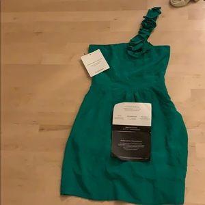 100% silk dress from Yumi Kim